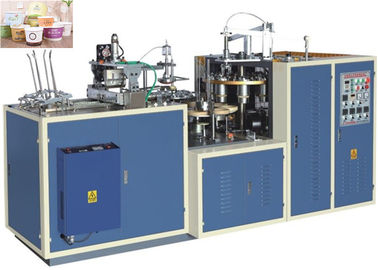 Chiny High Efficiency Paper Bowl Making Machine Customized Speed 25 - 35 Cups Per Min dostawca