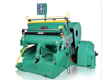 Chiny Long Lasting PE Coated Paper Die Cutter Machine , Die Cutting Machine For Paper fabryka